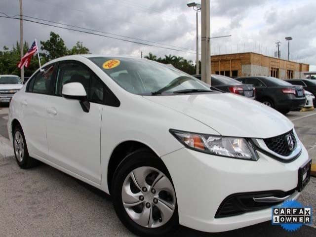 2013 Honda Civic 4D Sedan - 079708 - Image #1