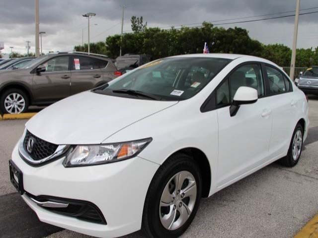 2013 Honda Civic 4D Sedan - 079708 - Image #3