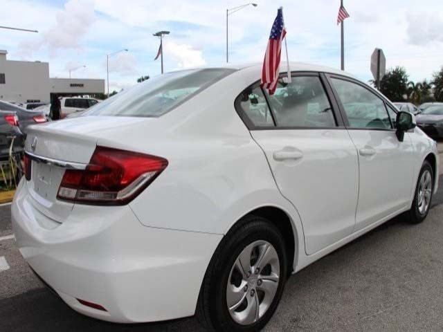 2013 Honda Civic 4D Sedan - 079708 - Image #7
