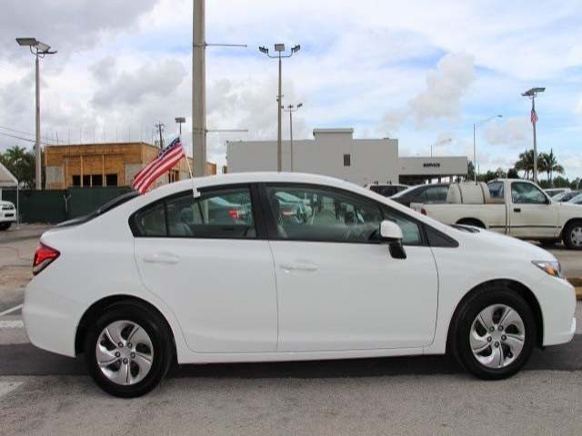 2013 Honda Civic 4D Sedan - 079708 - Image #8