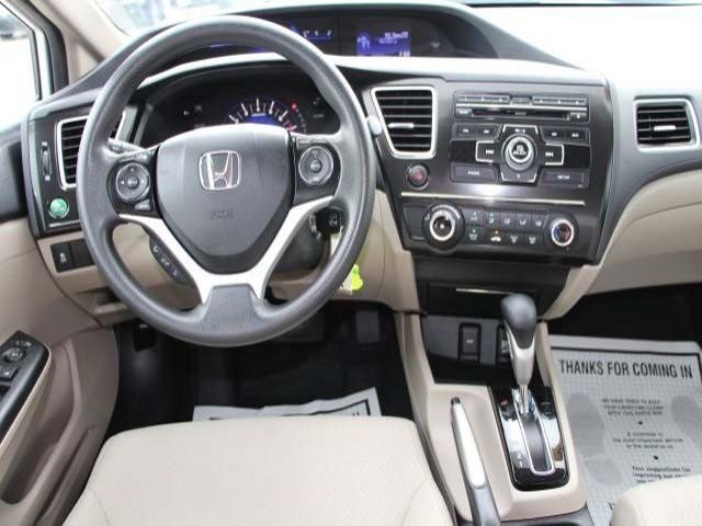 2013 Honda Civic 4D Sedan - 079708 - Image #17