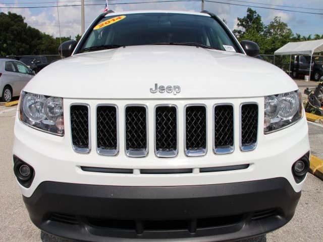 2014 Jeep Compass 4D Sport Utility - 746229 - Image #2