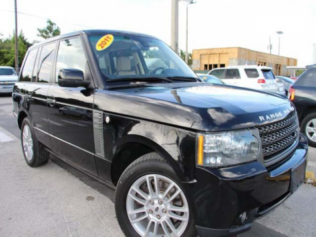 2011 Land Rover Range Rover  4D Sport Utility  - 352530 - Image #1