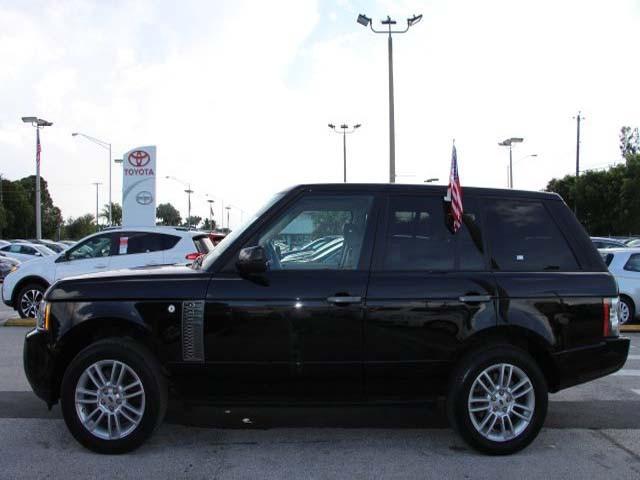 2011 Land Rover Range Rover 4D Sport Utility - 352530 - Image #4