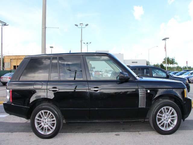2011 Land Rover Range Rover 4D Sport Utility - 352530 - Image #8