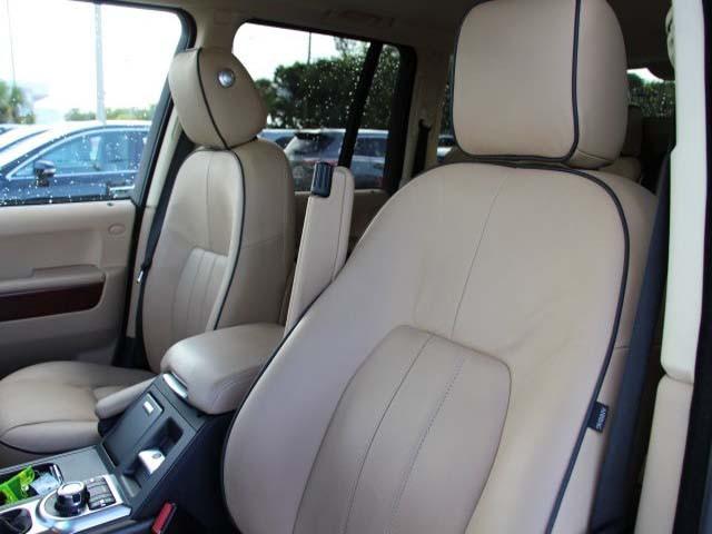 2011 Land Rover Range Rover 4D Sport Utility - 352530 - Image #13
