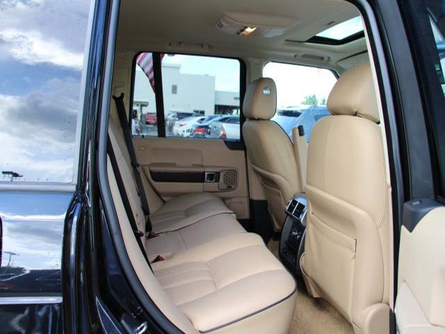 2011 Land Rover Range Rover 4D Sport Utility - 352530 - Image #26