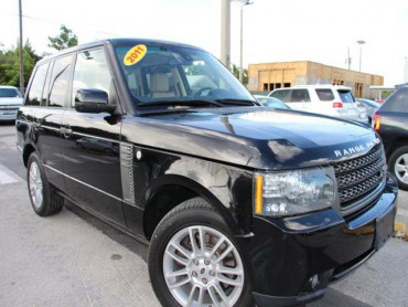 2011 Land Rover Range Rover 4D Sport Utility - 352530 - Image 1