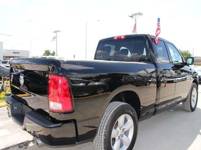 2013 Dodge Ram 1500 Quad Cab 4D Quad Cab - 501295 - Image #7