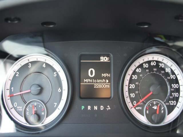 2013 Dodge Ram 1500 Quad Cab 4D Quad Cab - 501295 - Image #13