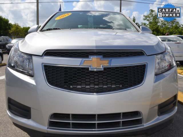 2014 Chevrolet Cruze 4D Sedan - 115724 - Image #2