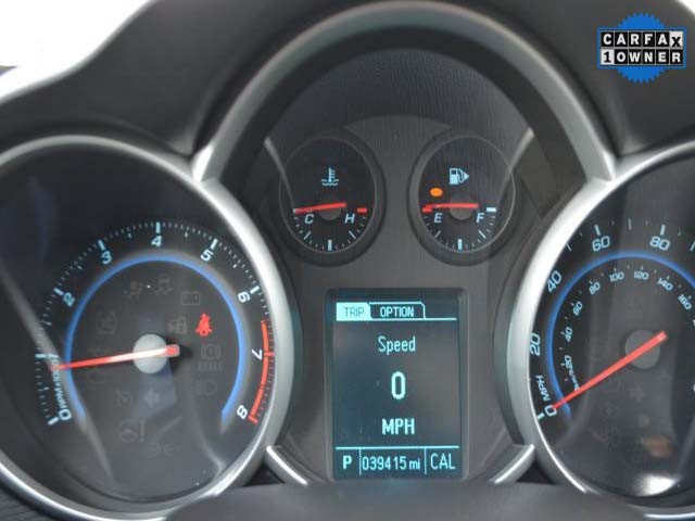 2014 Chevrolet Cruze 4D Sedan - 115724 - Image #14