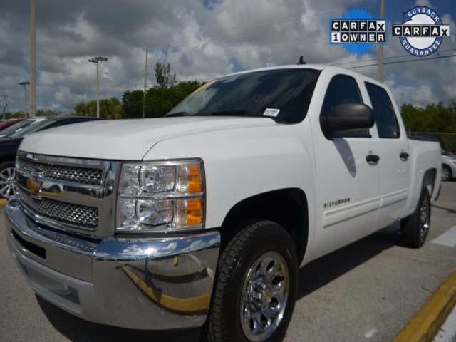 2013 Chevrolet Silverado 1500 4D Crew Cab - 141781 - Image #3