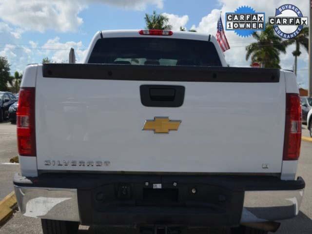 2013 Chevrolet Silverado 1500 4D Crew Cab - 141781 - Image #6