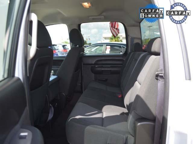 2013 Chevrolet Silverado 1500 4D Crew Cab - 141781 - Image #15