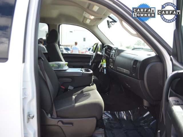 2013 Chevrolet Silverado 1500 4D Crew Cab - 141781 - Image #21