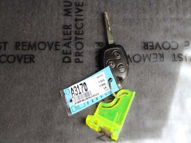 2014 Ford Fiesta 4D Sedan - 154523 - Image #25