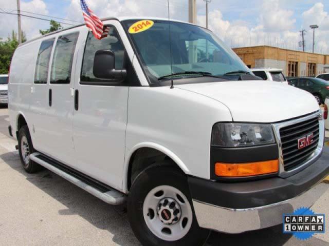 2014 GMC Savana G2500 HD 3D Cargo Van  - 910049 - Image #1