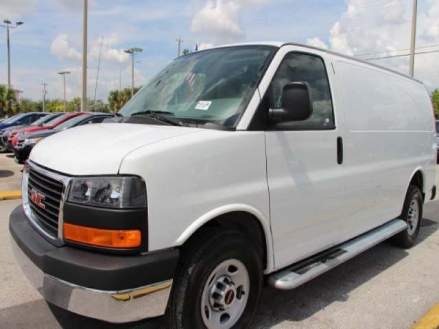 2014 GMC Savana G2500 HD 3D Cargo Van  - 910049 - Image #3