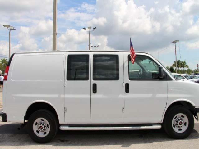2014 GMC Savana G2500 HD 3D Cargo Van  - 910049 - Image #8