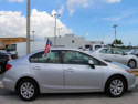 2012 Honda Civic 4D Sedan - 021262 - Image #8