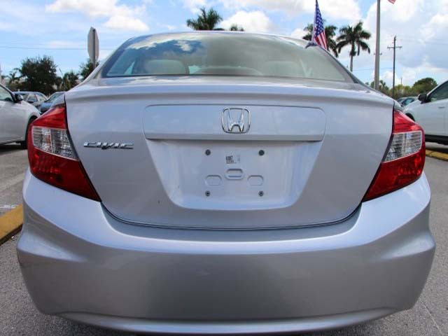 2012 Honda Civic 4D Sedan - 021262 - Image #6