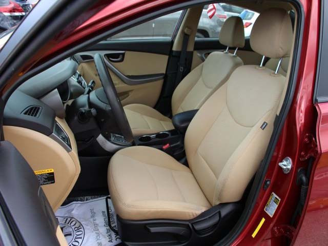 2013 Hyundai Elantra 4D Sedan - 265460 - Image #11