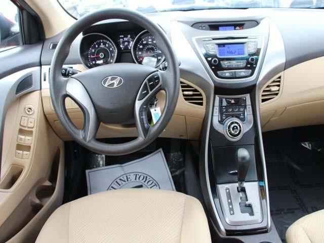 2013 Hyundai Elantra 4D Sedan - 265460 - Image #17