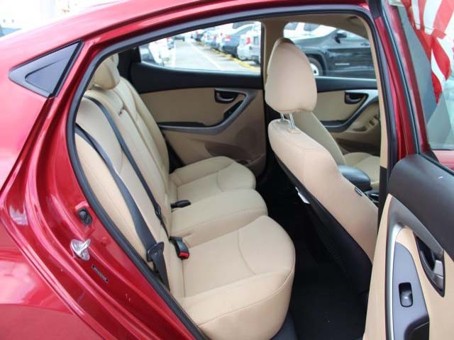 2013 Hyundai Elantra 4D Sedan - 265460 - Image #21