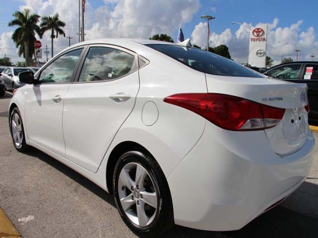 2013 Hyundai Elantra 4D Sedan - 383951 - Image #5