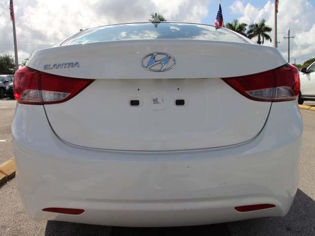 2013 Hyundai Elantra 4D Sedan - 383951 - Image #6