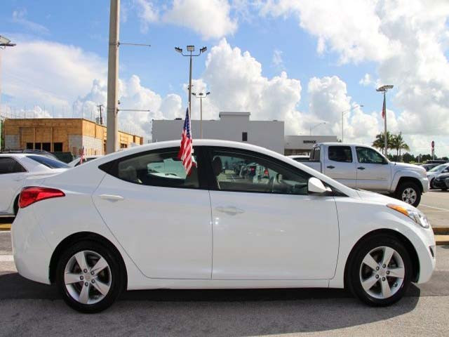 2013 Hyundai Elantra 4D Sedan - 383951 - Image #8