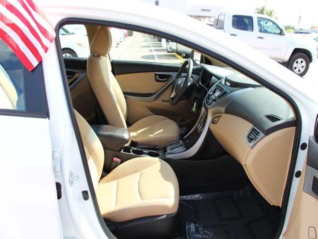 2013 Hyundai Elantra 4D Sedan - 383951 - Image #23