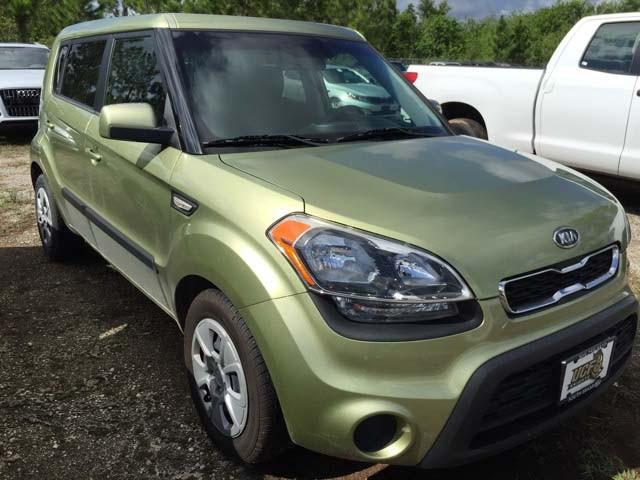 2012 Kia Soul 4D Hatchback - 435436 - Image #1