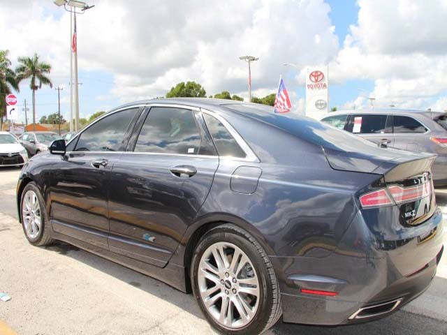 2013 Lincoln MKZ 4D Sedan - 807166 - Image #5