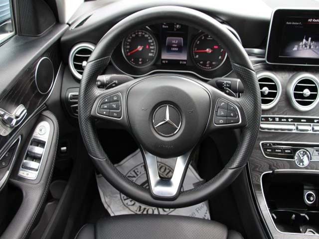 2015 Mercedes-Benz C-Class 4D Sedan - 072592 - Image #21