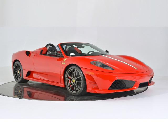 2009 Ferrari F430 SCUDERIA SPIDER 16M 2D Convertible - 167472 - Image #8
